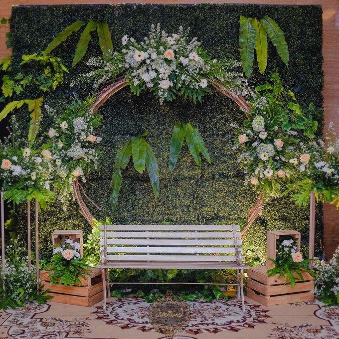 The Wedding of Isa & Bayu by Diamond Weddings - 006