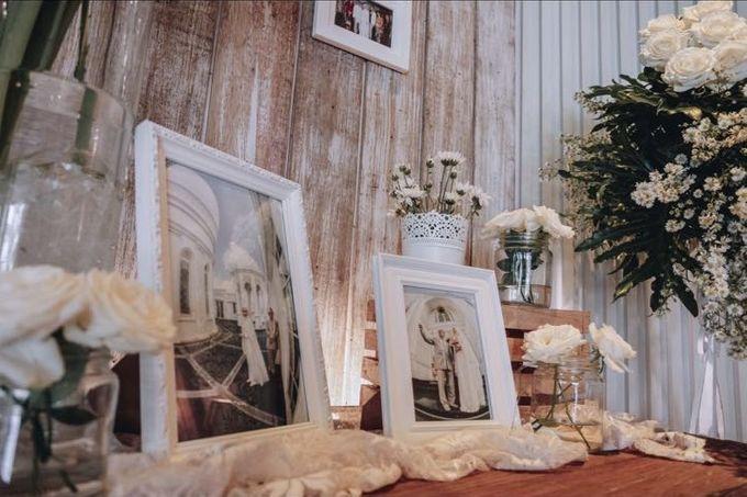 Leike & Yayan Wedding 1 July 2017 by Sheraton Bandung Hotel & Towers - 020