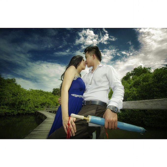 JOHN & HANNY PREWEDDING by DW PhotoArt Bali - 006