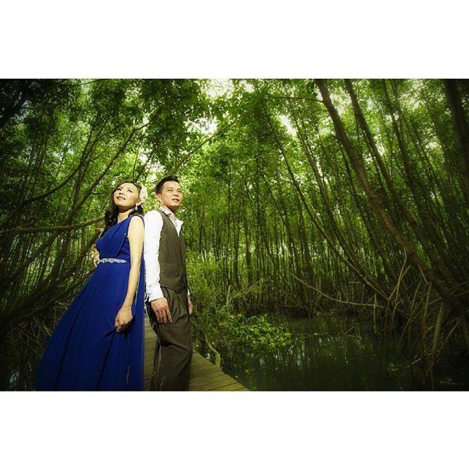 JOHN & HANNY PREWEDDING by DW PhotoArt Bali - 007