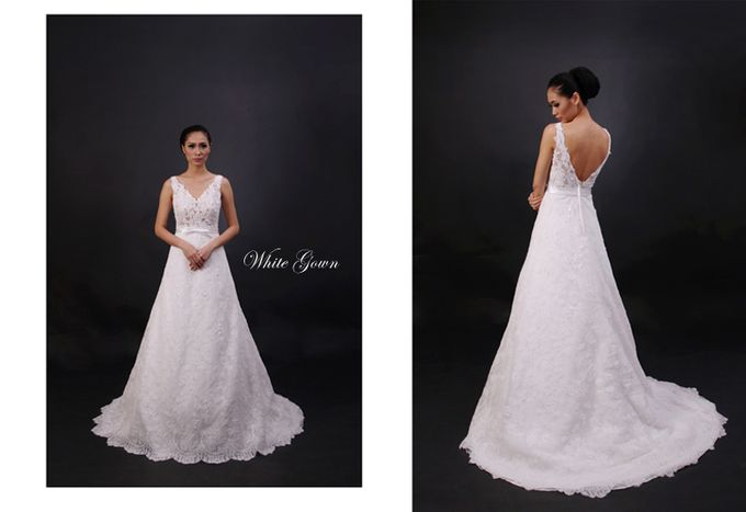 Wedding dress & Evening Gown by Tati Photo - 002