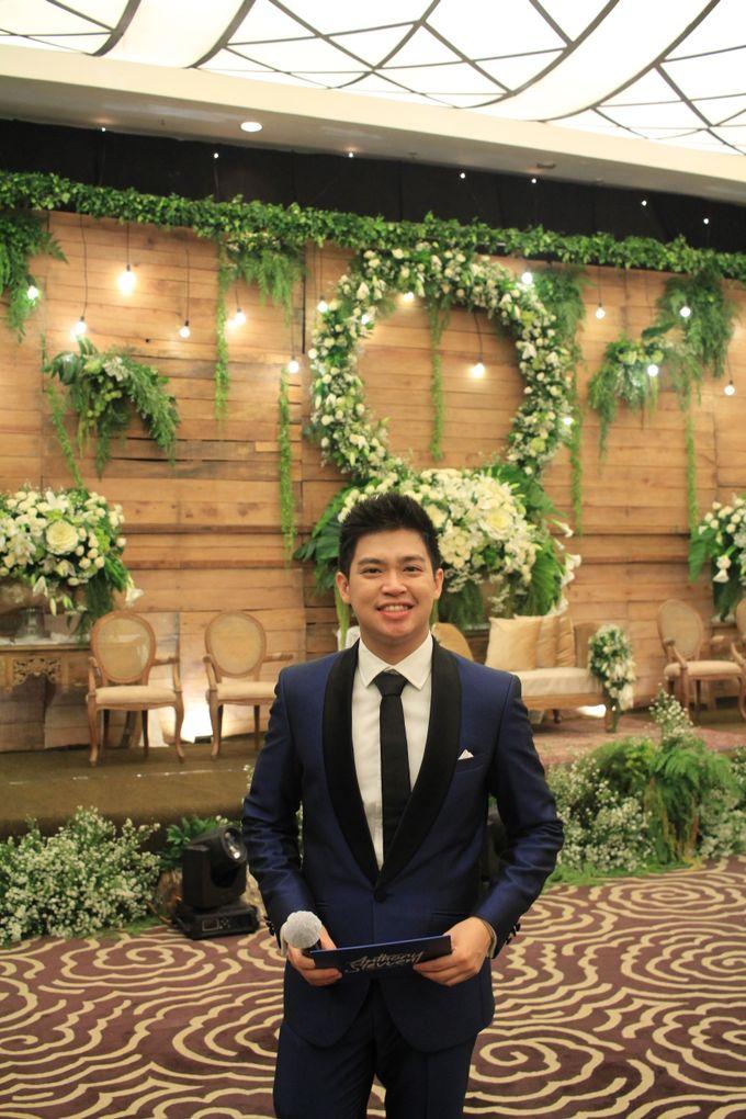 MC Wedding Financial Club Jakarta - Anthony Stevven by Financial Club Jakarta - 004