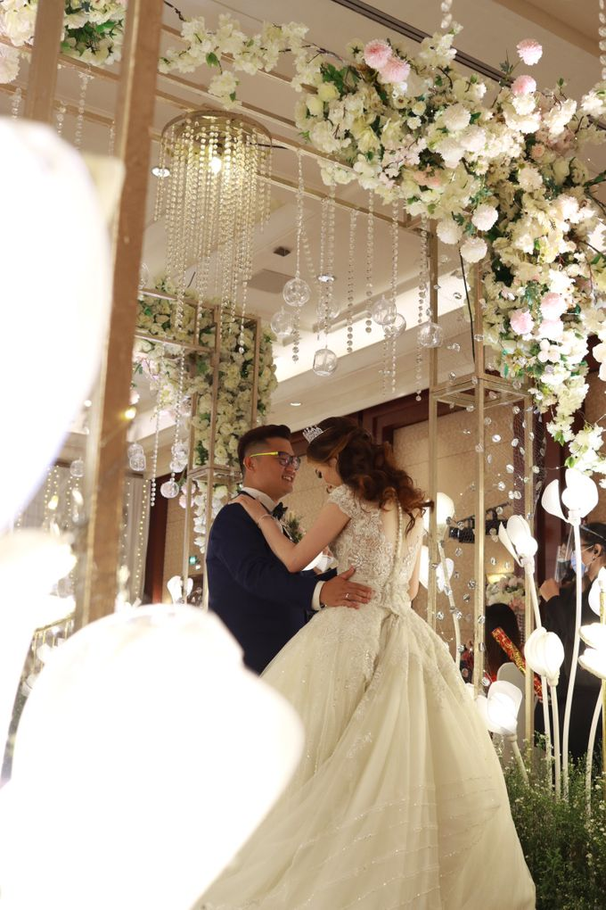 Entertainment Jazz Wedding JW Marriott Jakarta - Double V Entertainment by JW Marriott Hotel Jakarta - 019