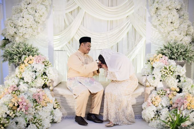 The Solemnization of Elinar & Danial by Twinception Productions - 011