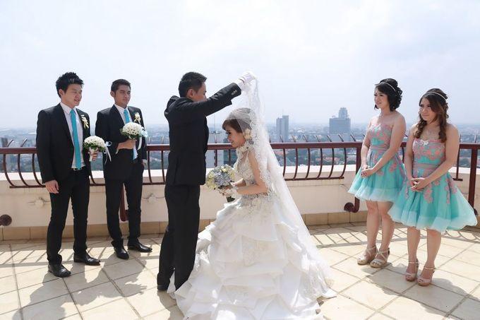 Adi & Aprilia Wedding Day by Overdream Production - 001