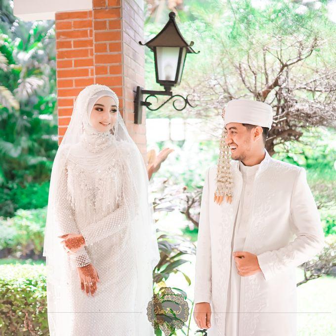 The Wedding of Salsabilla & Hisyam by Diamond Weddings - 012