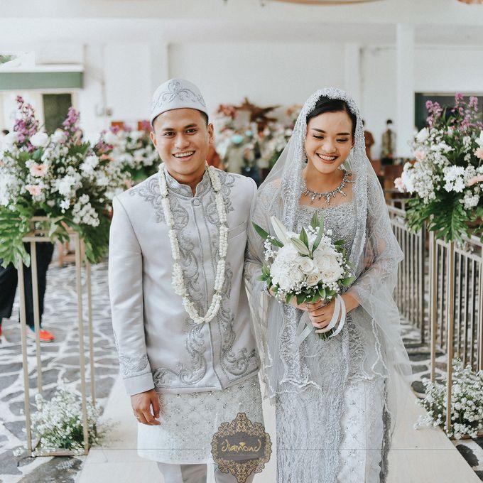 The Wedding of Vito & Taris by Diamond Weddings - 010