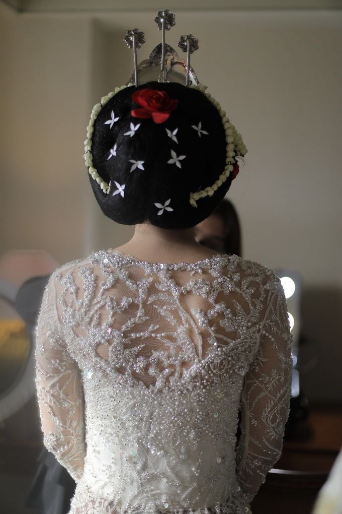 The wedding of Nissa Claudya by The Sultan Hotel & Residence Jakarta - 012