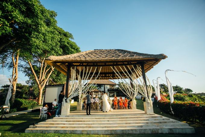 Clarrie & Dominic by AYANA Resort and Spa, BALI - 003