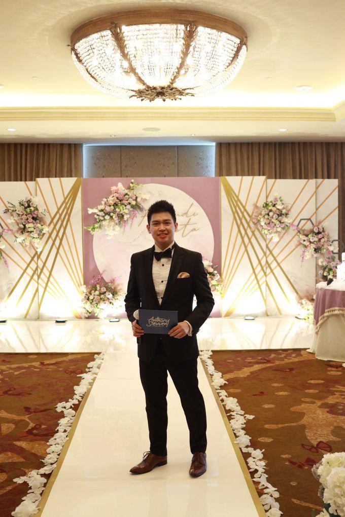 MC Wedding Intimate Hotel Mulia Jakarta - Anthony Stevven by Anthony Stevven - 025