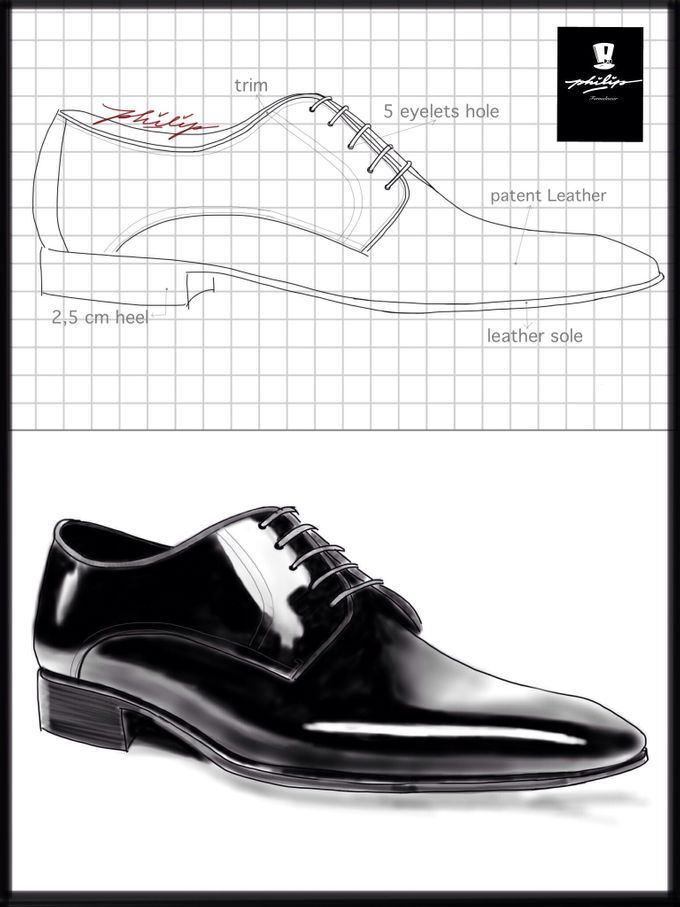 Shoe Design by Philip Formalwear - 003