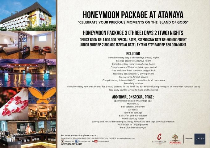 Package Price - The Atanaya Hotel by The Atanaya Hotel - 001