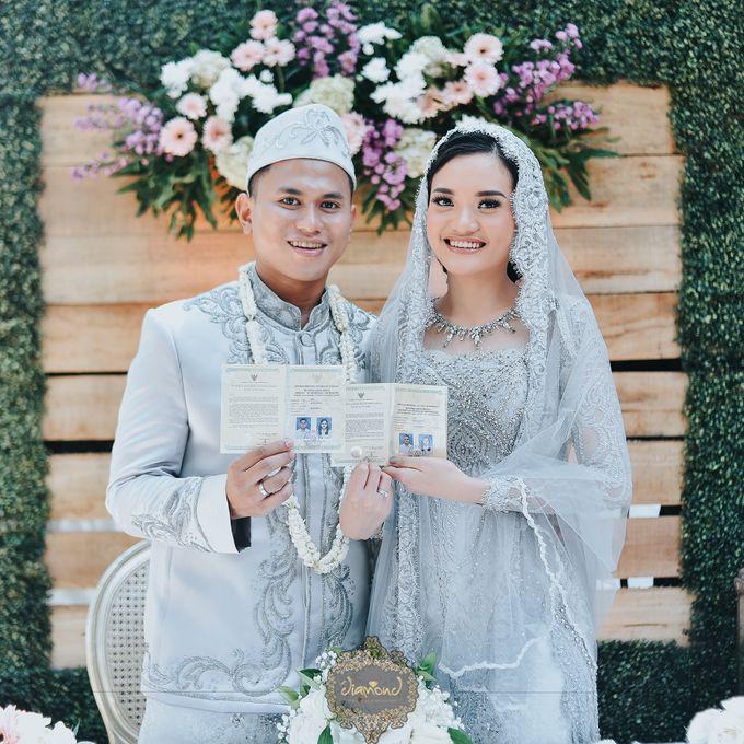 The Wedding of Vito & Taris by Diamond Weddings - 011