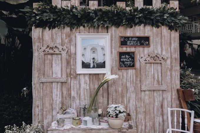 Leike & Yayan Wedding 1 July 2017 by Sheraton Bandung Hotel & Towers - 017