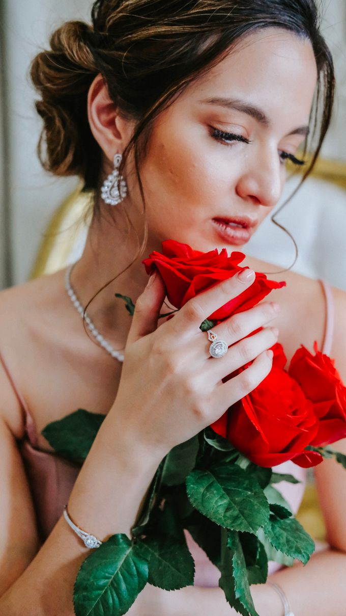 Rose D Amour Collection GIA and GemEx Certified by Adelle Jewellery - 016