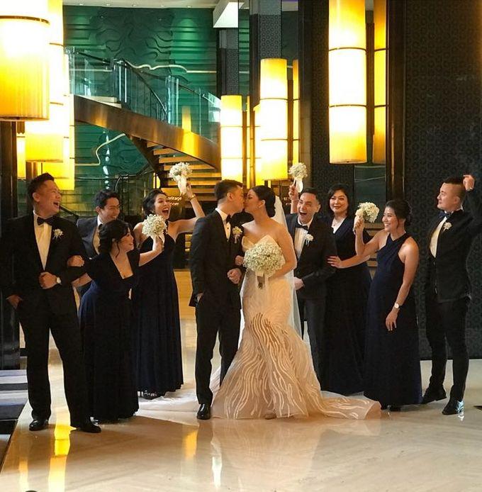 TINGGO YOVITA WEDDING by bridestore indonesia - 012