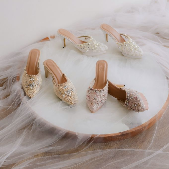 Bridal Shoes I by ESMEE Studio - 001