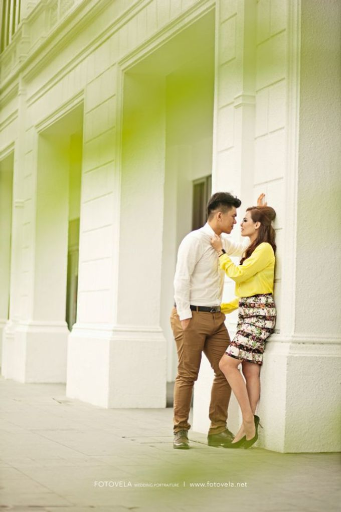 Febrian & Christy Singapore prewedding by fotovela wedding portraiture - 002