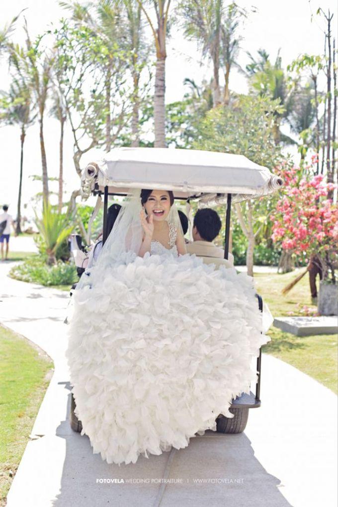 Fendy & Jeany Wedding by fotovela wedding portraiture - 055