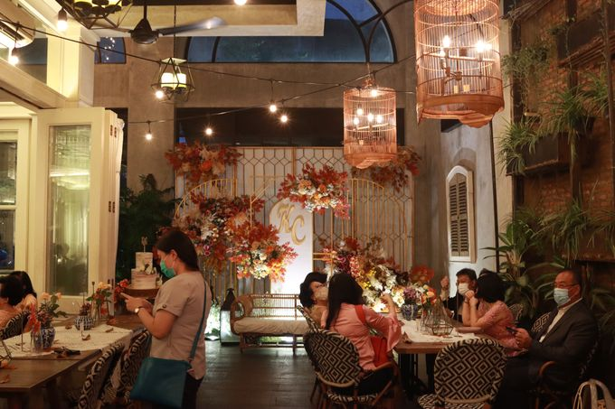 MC Wedding Intimate at Blue Jasmine Jakarta - Anthony Stevven by Anthony Stevven - 005