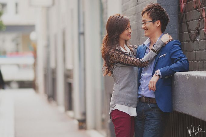 Frederic + Mutiara Prewedding by Wiki Lee - 036