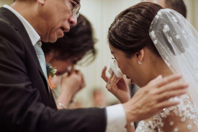 Rudy & Irene Wedding by One Heart Wedding - 046
