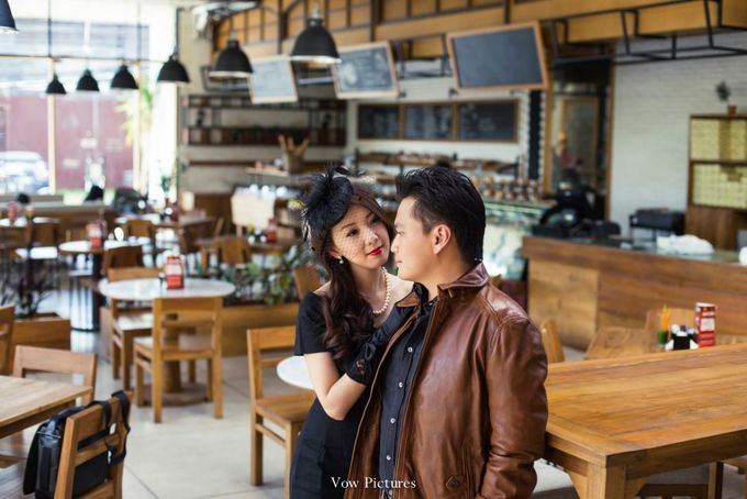 Truly Madly Deeply - Hendratama and Anastasia Prewedding by Antony by Vow Pictures - 019