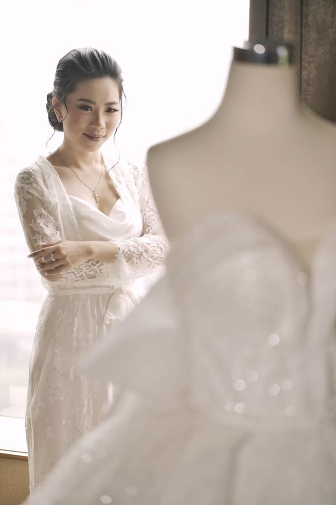 The Wedding of Sung & Mila by Yumi Katsura Signature - 004