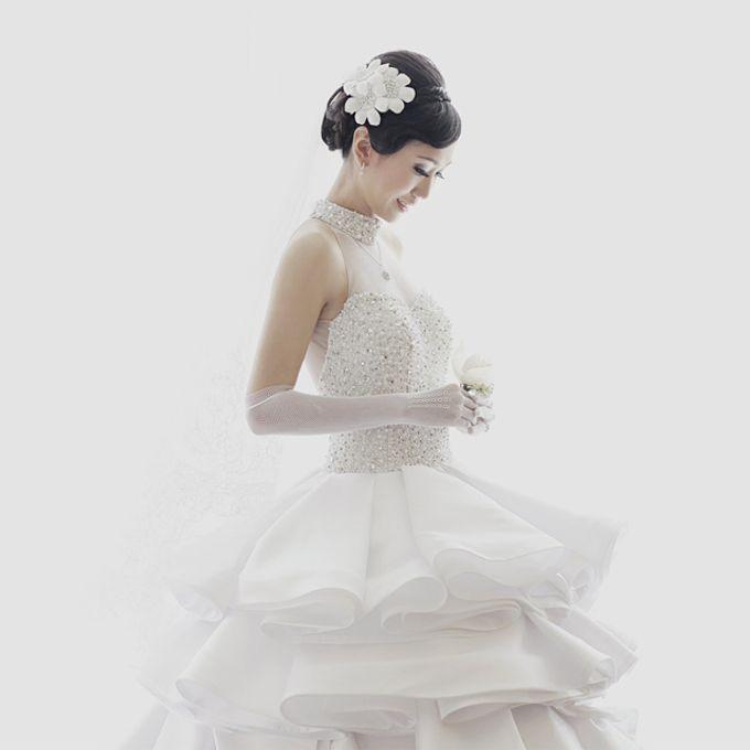 Wedding Day by Portia MakeUp Artist - 002