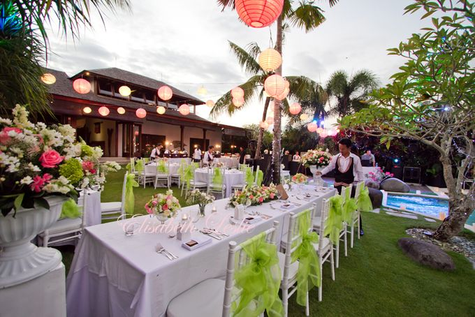 Intimate Private Villa Wedding by Bali Wedding Assistant - 012