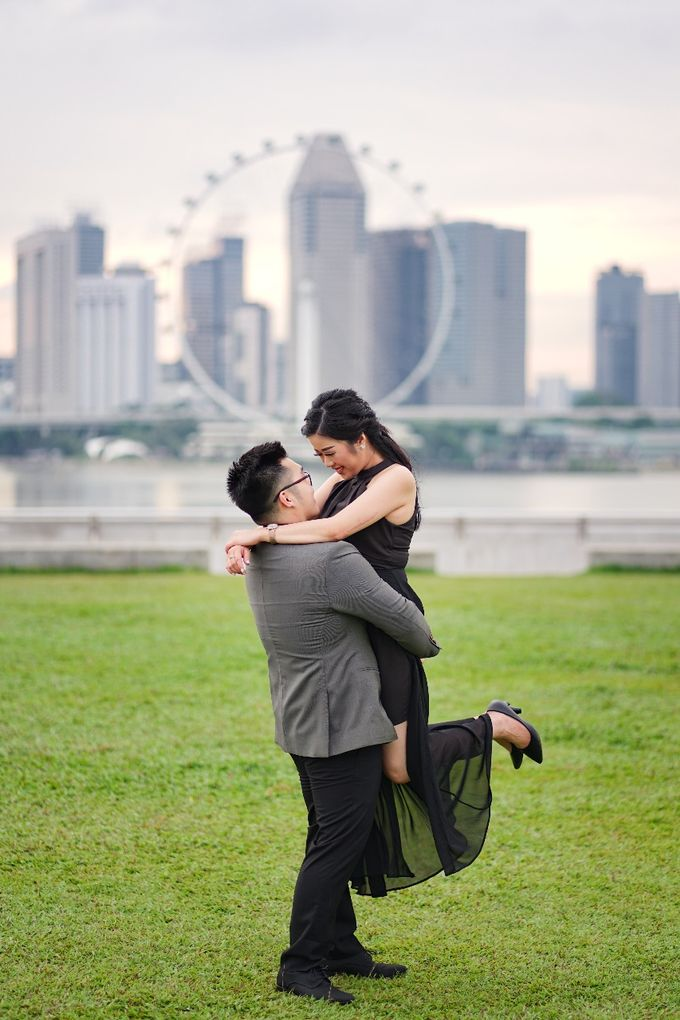 prewedding Singapore by Ohana Enterprise - 008