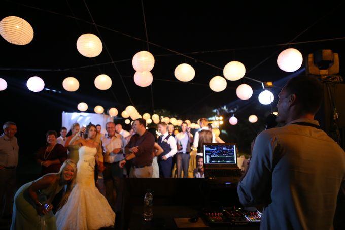 Wedding of Jen & Adrian by Majestic wedding & event DJs - 002