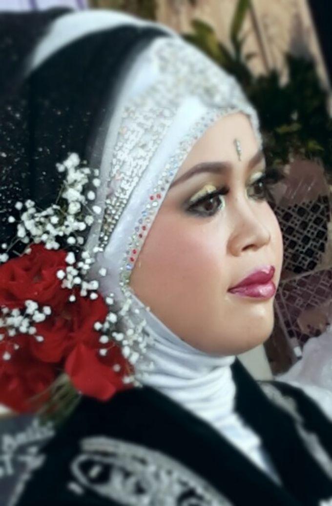 Pengantin Muslim by Arum Ndalu Sanggar Rias Pengantin - 003
