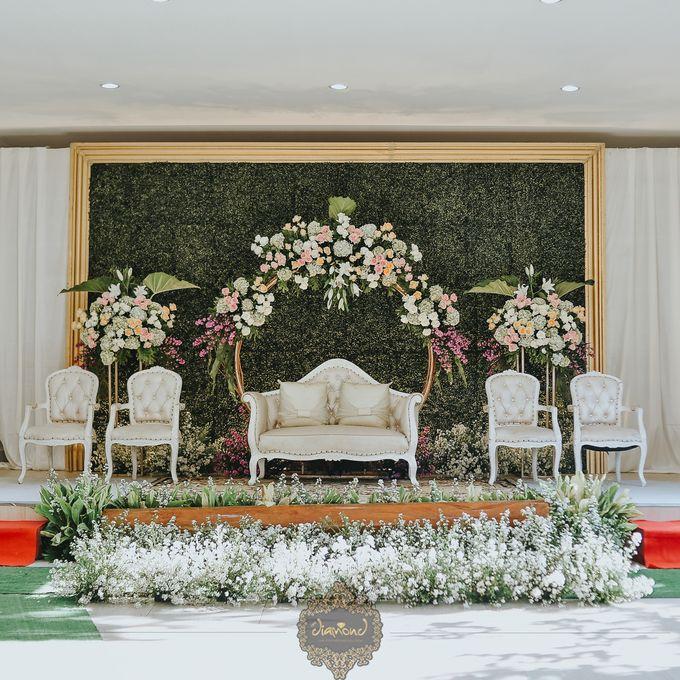 The Wedding of Vito & Taris by Diamond Weddings - 013
