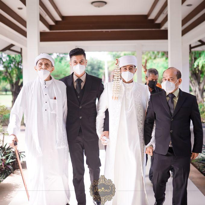 The Wedding of Salsabilla & Hisyam by Diamond Weddings - 015