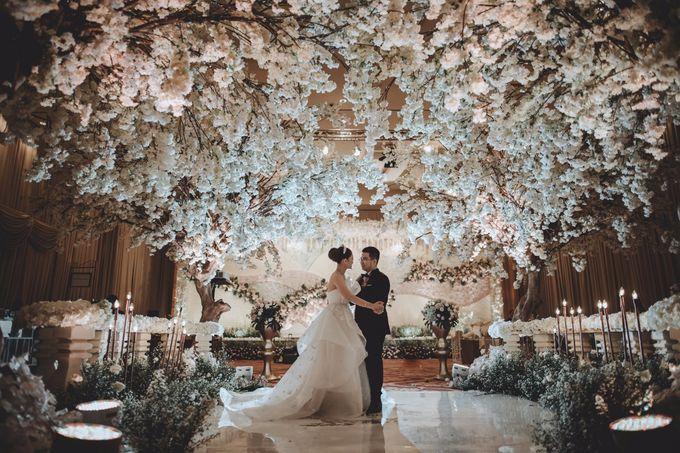 Anton & Cynthia Wedding Day by Mimi kwok makeup artist - 026