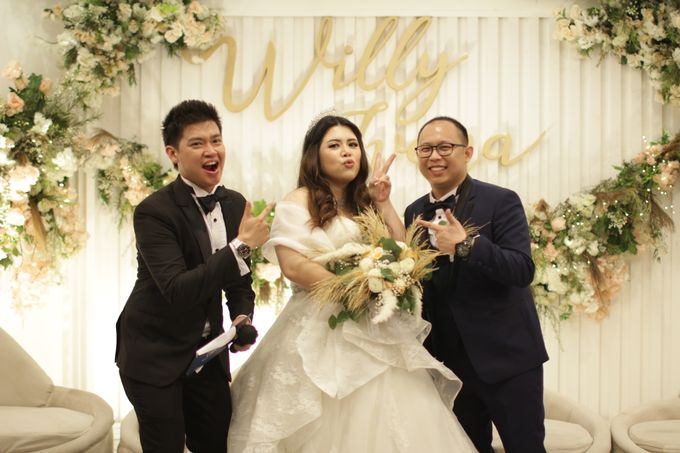 Mc Wedding christ cathedral Serpong - Anthony Stevven by Anthony Stevven - 014
