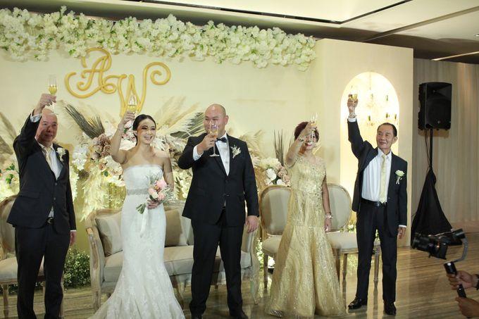 MC Wedding Intimate OnFive Grand Hyatt Jakarta - Anthony Stevven by Anthony Stevven - 008