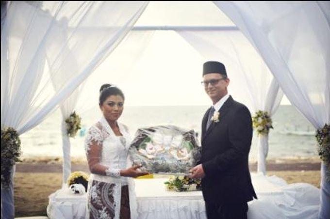 John & Ima by Bali Wedding Vows - 012