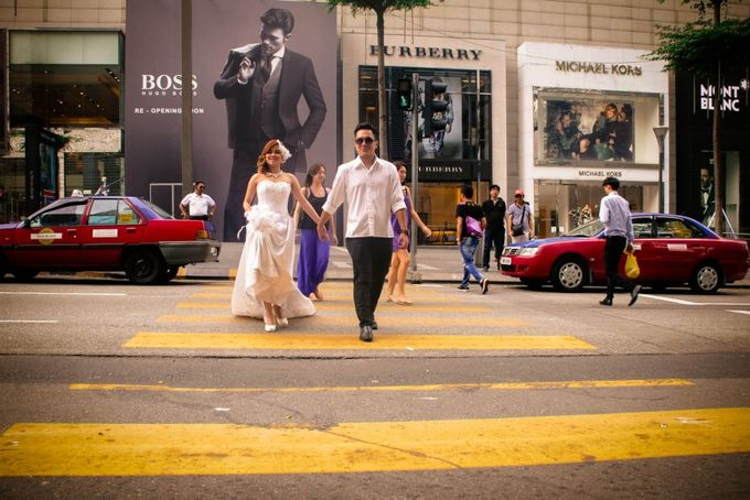 Malaysia Prewedding Session ( Icha & Robin ) by behind the scenes photography - 002