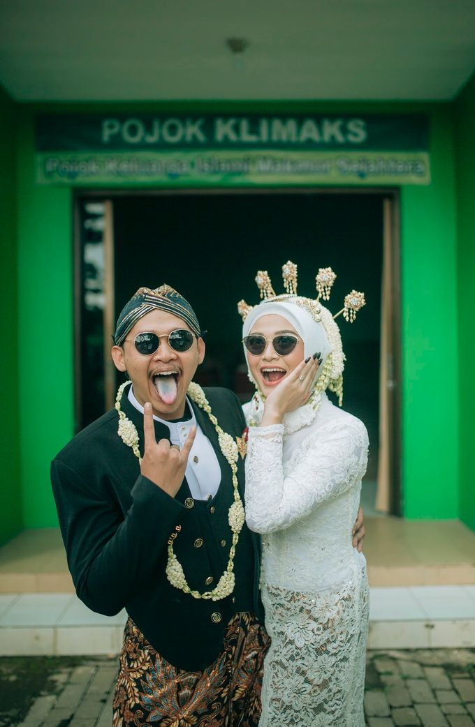 Micro Wedding Okta & Kresna by Kisah Kita Wedding Planner & Organizer - 013