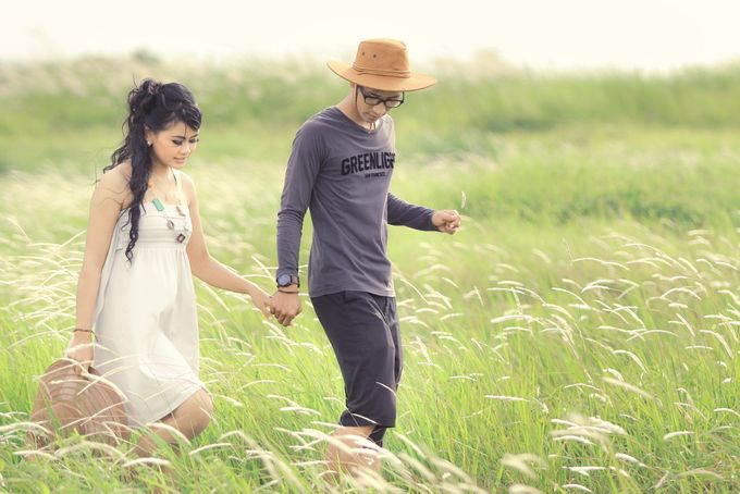 Pre Wedding - Panji & Nia by Ennea Pictures - 006