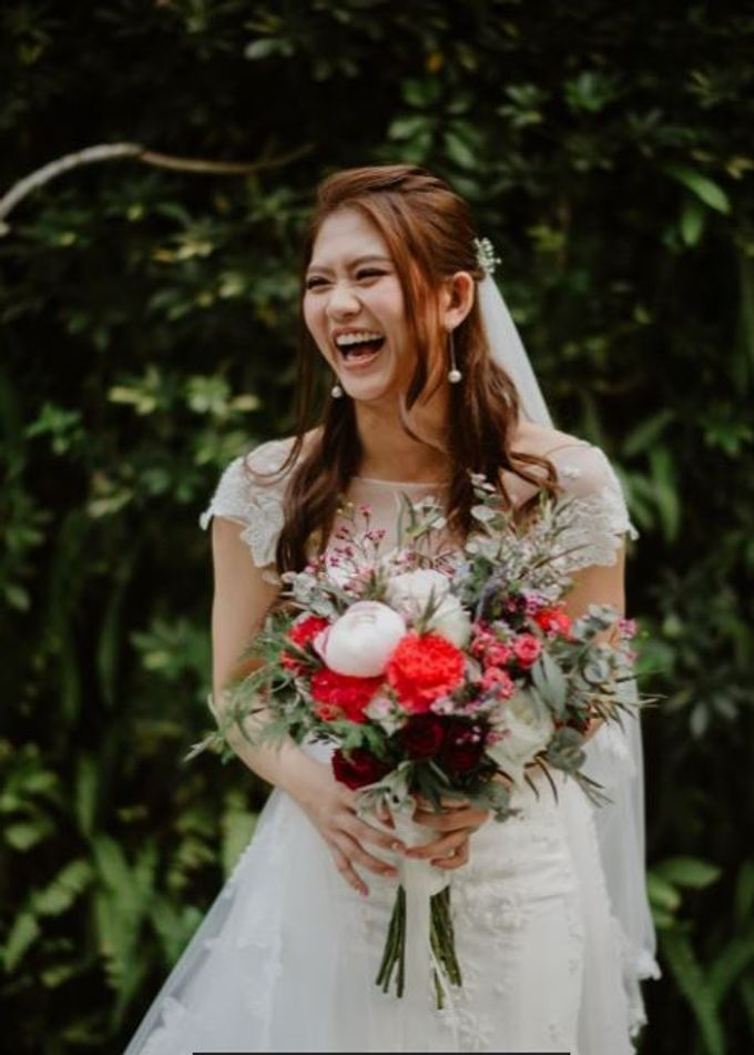 Aaron and  Veira Actual Day Wedding by Susan Beauty Artistry - 012