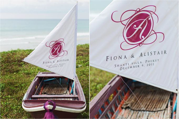Fiona & Alistair by Luxury Events Phuket - 012