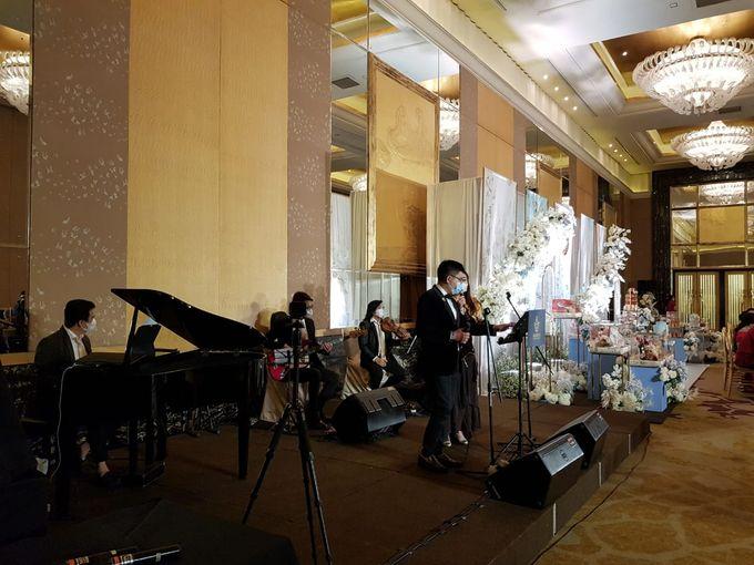 Entertainment Sangjit Hotel Mulia Jakarta by Double V Entertainment by Albert Yanuar - 047