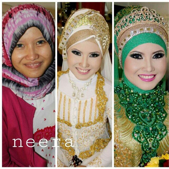 Makeup Portfolio by Neera Muslimah Make Up - 005