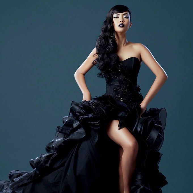 Black Collection by Crystal Clarissa - 001