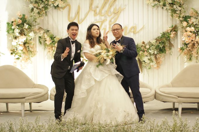 Mc Wedding christ cathedral Serpong - Anthony Stevven by Anthony Stevven - 015