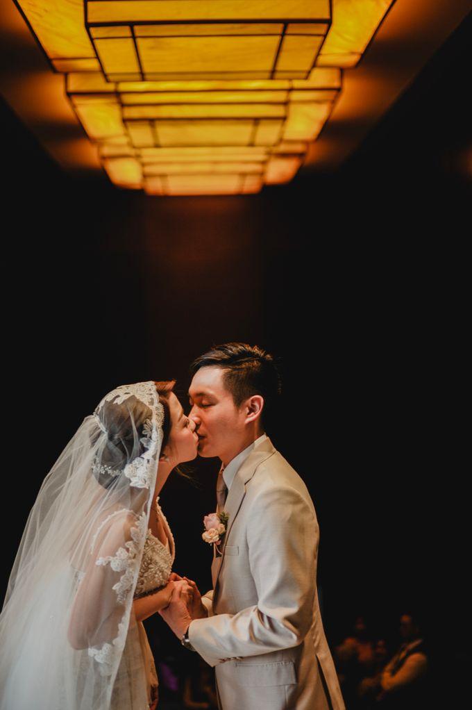 Alvin & Natasha Wedding by Philip Formalwear - 035