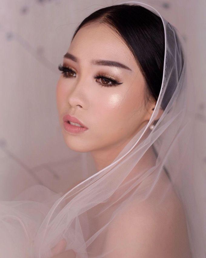 Makeup Portofolios by Xiaoling Makeup Artist - 003
